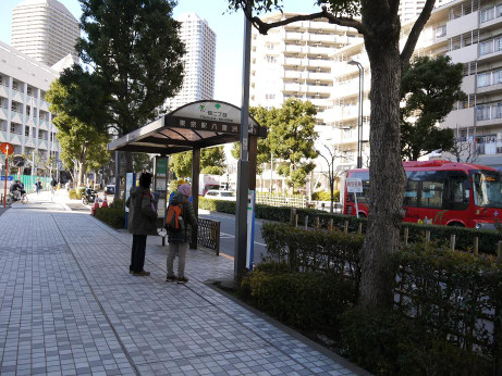 20130330_tsukuda2cyoume_busstop
